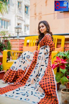 Cotton Resam Check Designer