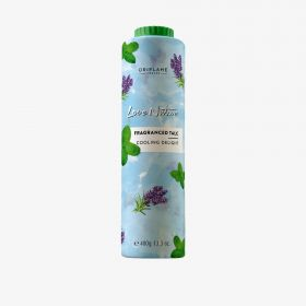 LOVE NATURE Fragranced Talc Cooling Delight