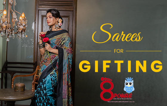 gift for sarees